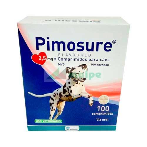 Pimosure 2.5mg (100 Comprimidos)