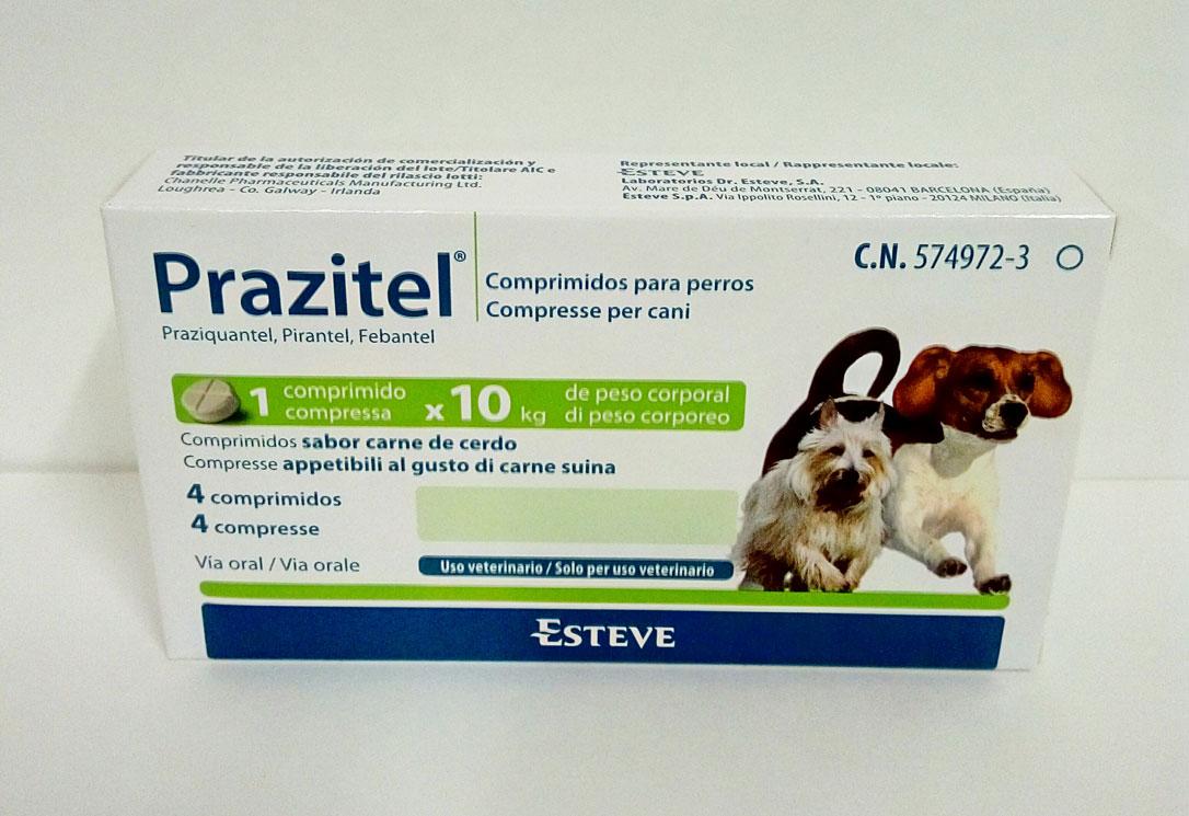 Prazitel 4 Comprimidos