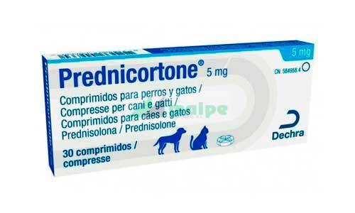 PREDNICORTONE 20mg 30 Comprimidos
