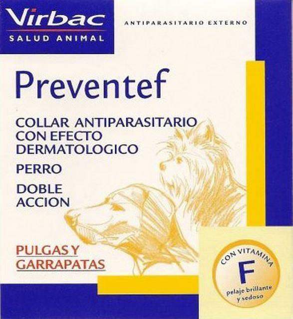 PREVENTEF PERRO NORMAL (19.2 gramos)
