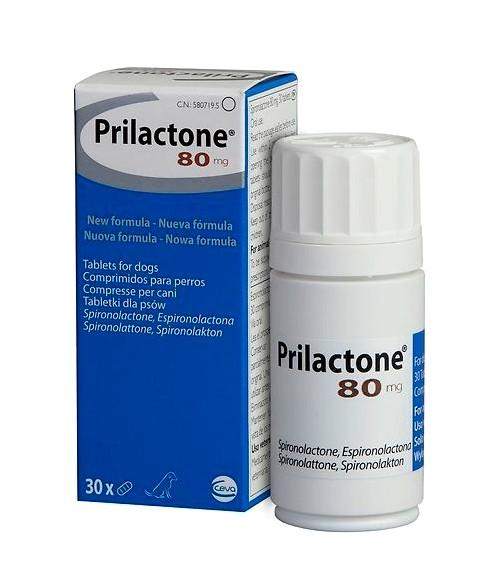 Prilactone 80mg (30 Comprimidos)