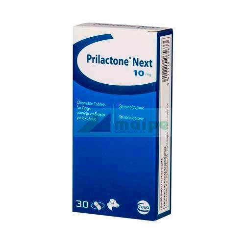 Prilactone Next 10mg (30 Comprimidos)