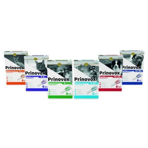 PRINOVOX GATO PEQUEÑO 6 X 0.4ML
