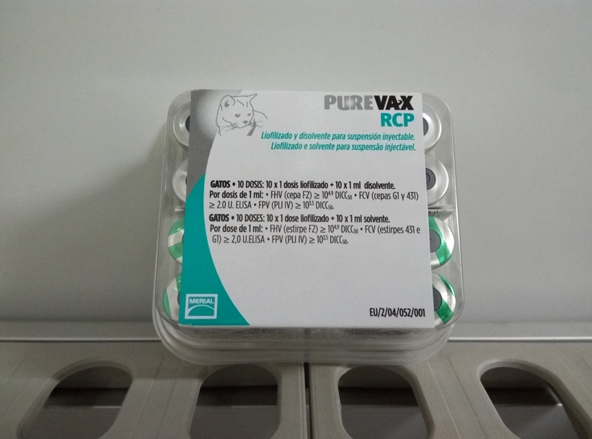 PUREVAX RCP