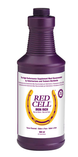 RED CELL 900 ml. (Caballos)