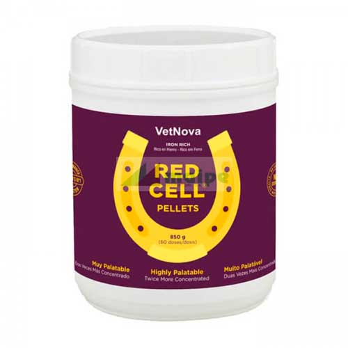 RED CELL PELLETS 850G