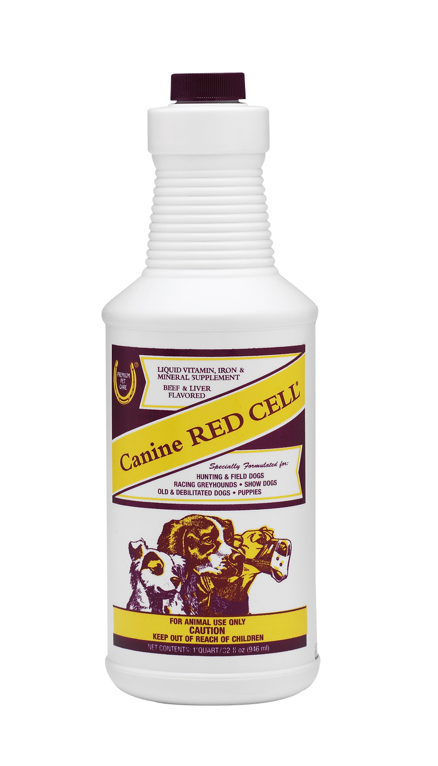 RED CELL Canine 946ml