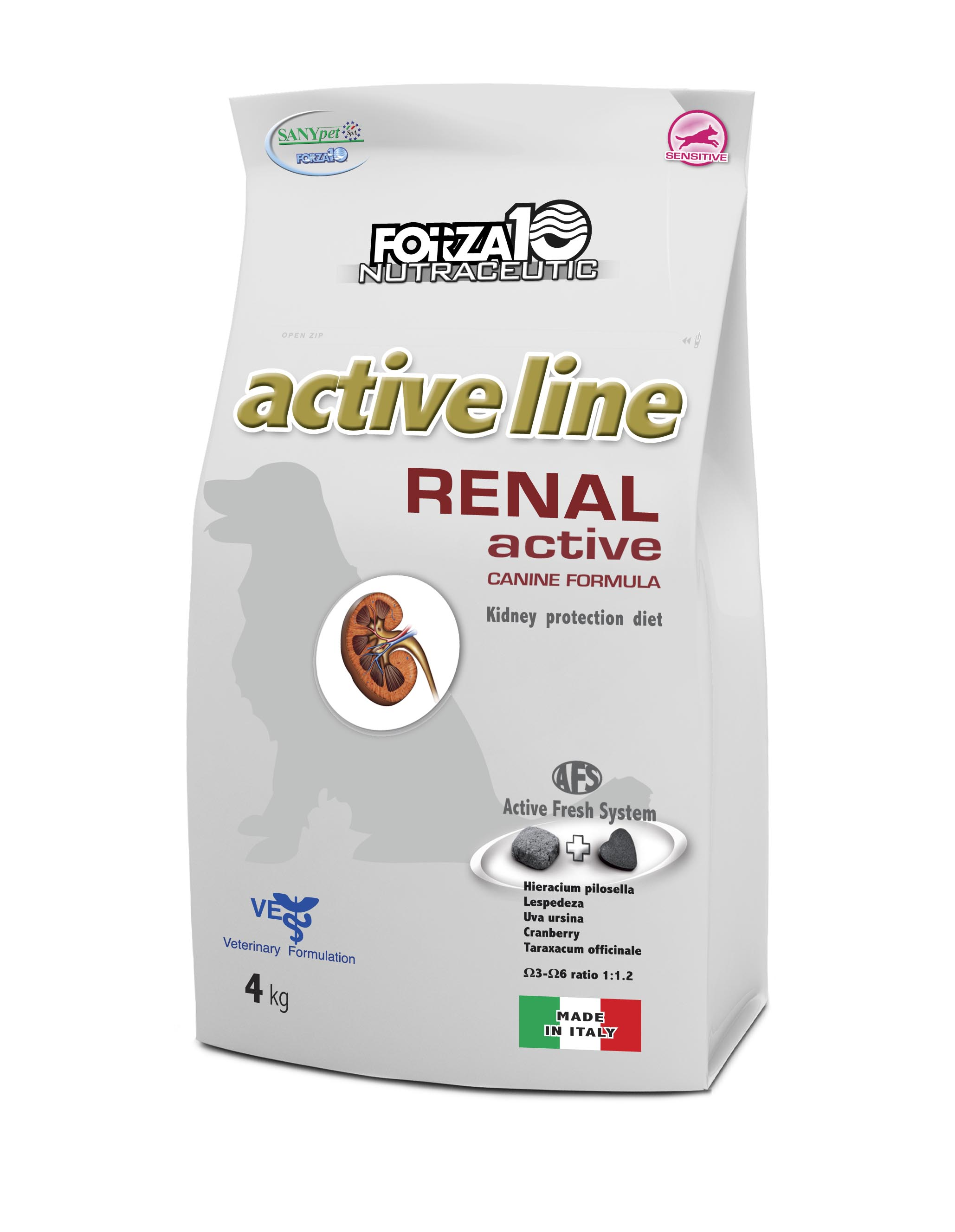 FORZA10 RENAL active 4kg