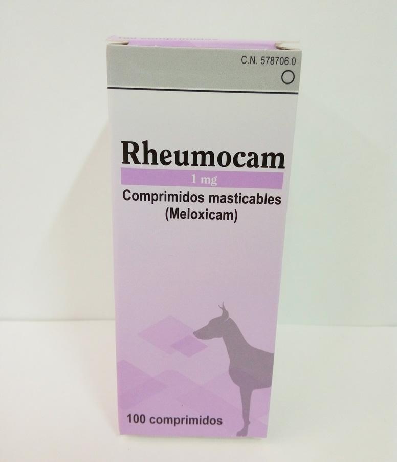 Rheumocan 1mg (100 Comprimidos)
