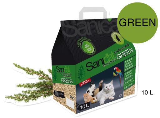 Sanicat GREEN 10 Litros