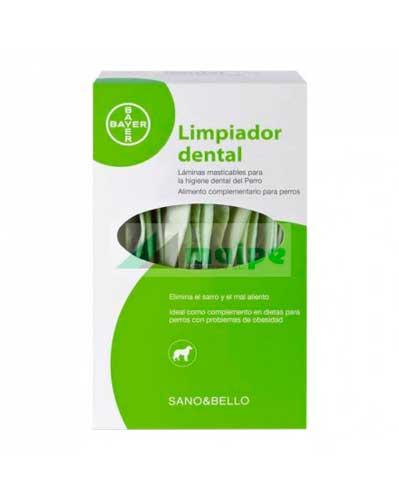 SANO&BELLO LIMPIADOR DENTAL 140G