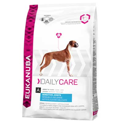EUKANUBA PERRO ADULT SENSITIVE JOINTS 2.5 KG (PROMO MARZO)