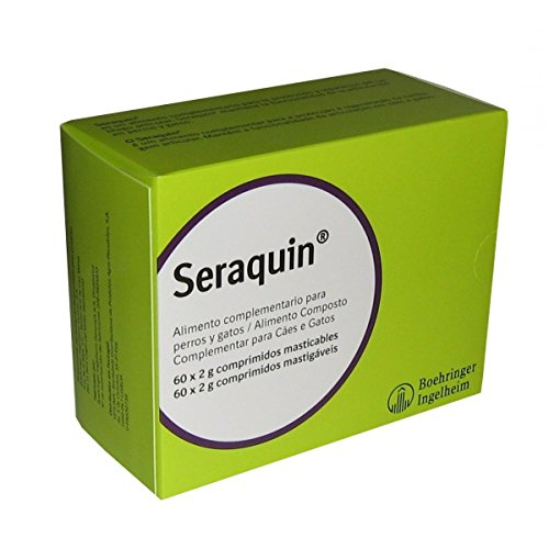 SERAQUIN Tabletas 60x2g