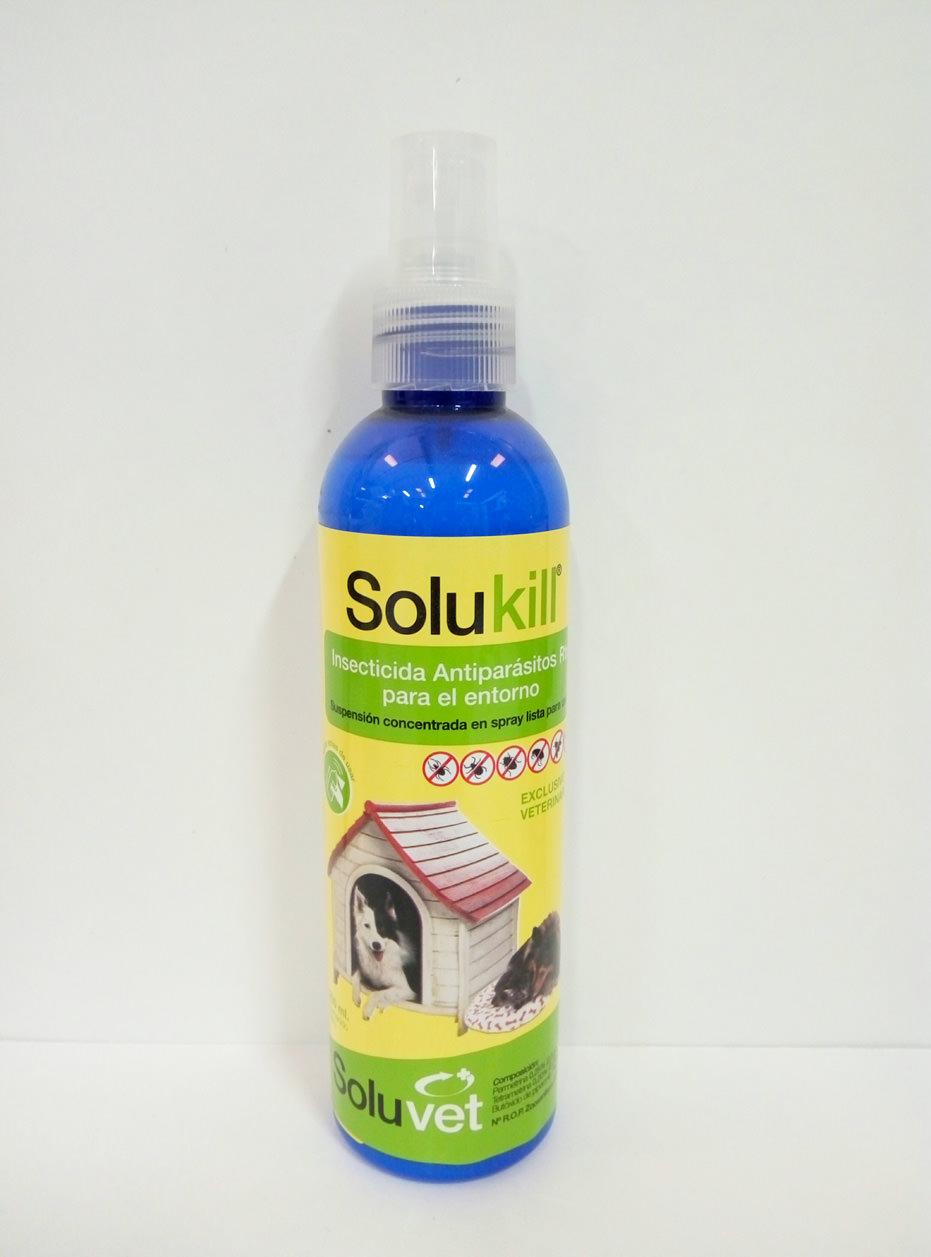SOLUKILL RTU 250 ML PULVERIZADOR