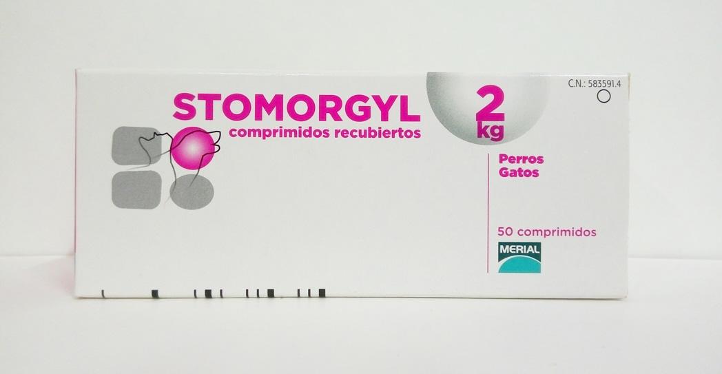 STOMORGIL-2 50 COMP.