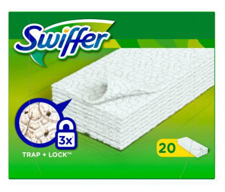 Swiffer RECAMBIO 20 Gamuzas