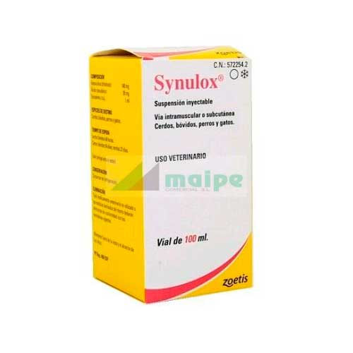 SYNULOX INYECTABLE 100ml