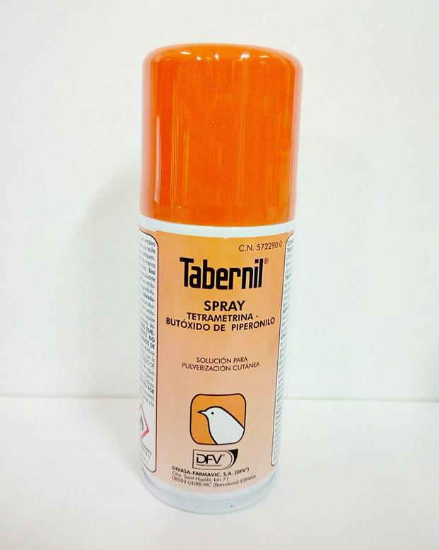 TABERNIL INSECTICIDA SPRAY PEQUEÑO 150