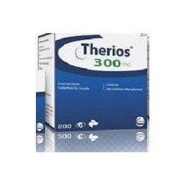 Therios 300mg (200 Comprimidos)