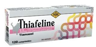 Thiafeline 2.5mg (120 Comprimidos)