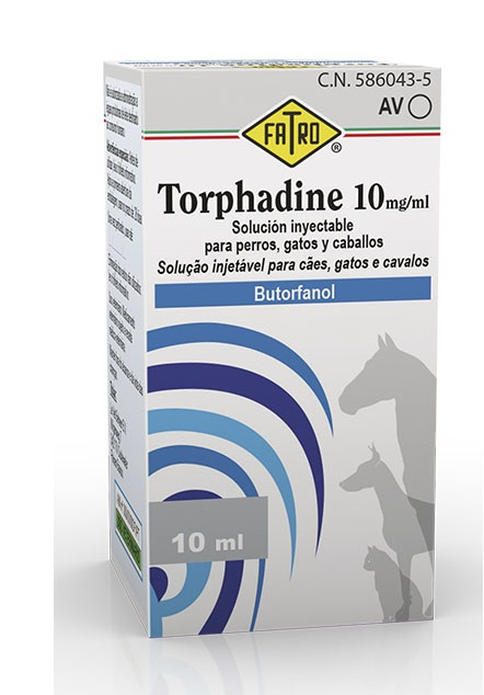 Torphadine 10mg/ml - 10ml