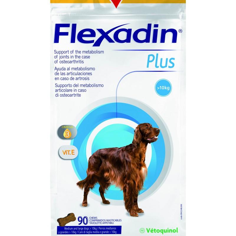 FLEXADIN PLUS MAX >10kg 90 comp