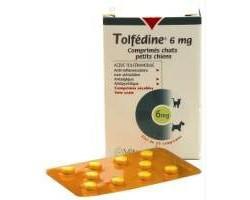 TOLFEDINE 6 MGS  20 COMPRIMIDOS