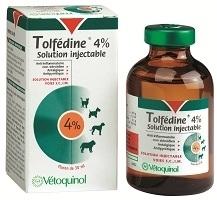 TOLFEDINE 4% 50 ML