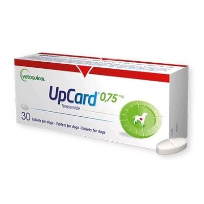 UPCARD 0.75 MG 30 COMP