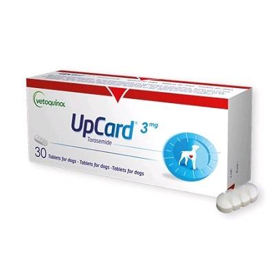 UPCARD 3 MG 30 COMP