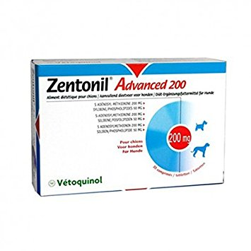 ZENTONIL 200 Advanced - 30 comp