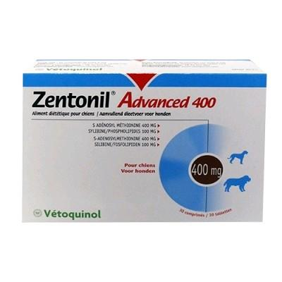 ZENTONIL ADVANCED 400mg - 30comp