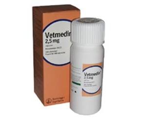 Vetmedin 2.5mg (50 Comprimidos)
