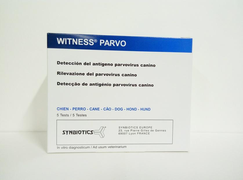 WITNESS PARVO 5 Test