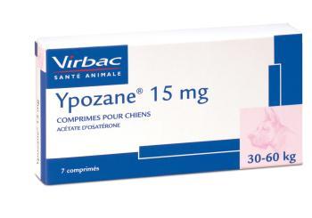 YPOZANE 15mg (30 a 60kg) - 7 comprimidos