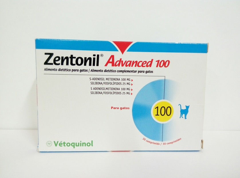 ZENTONIL 100 mg.- ADVANCE 30