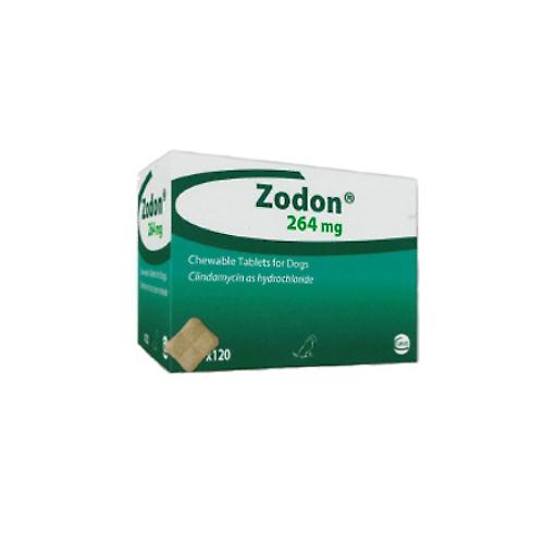Zodon 264mg (120 Comprimidos)