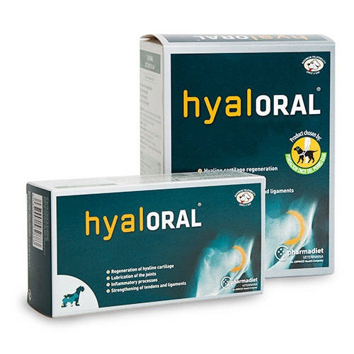 HYALORAL PEQUE Y MEDI 180 comprimidos