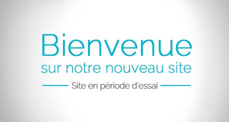 Nous inaugurons le site !
