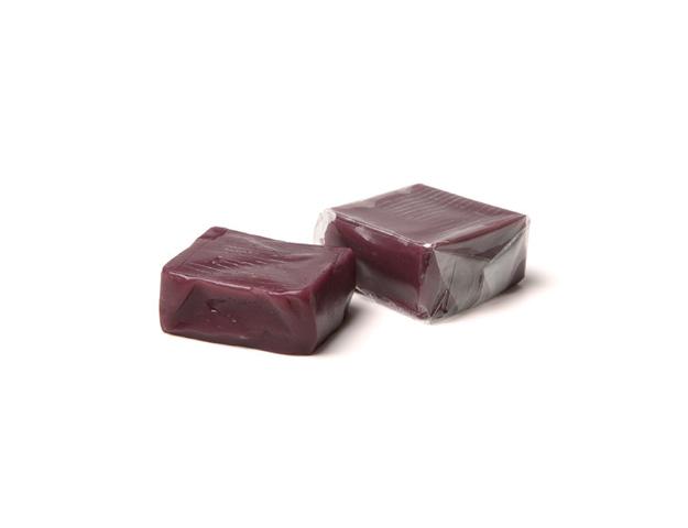Toffee envuelto violeta