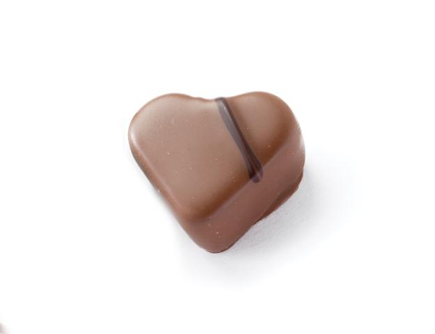 Bombón corazón L