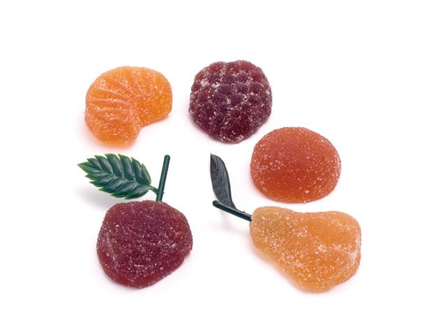 Frutas azucaradas