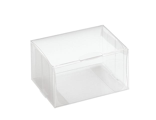 Boîte transparente Automontantes