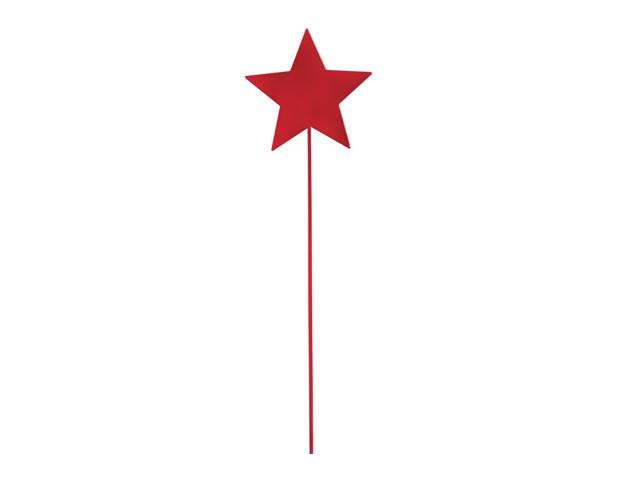 Pick métal étoile