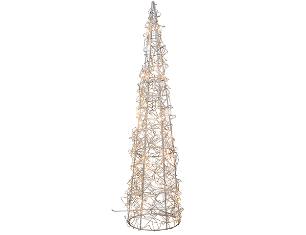 Árbol 50 Leds 620mm/cj.1u