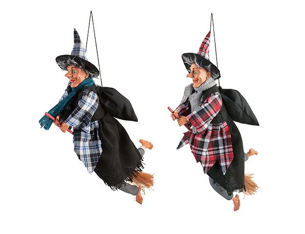 Brujas Elly colgantes