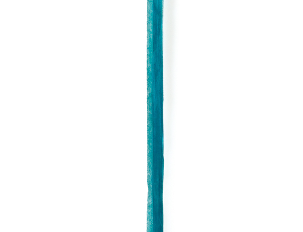 Raffia 7mm turquesa 100 mts