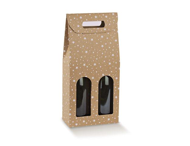 Boîte Galaxy 2 bouteilles