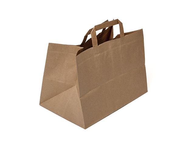 Bolsa papel para cajas pasteleras