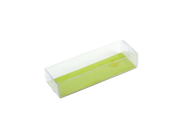 Carton vert pour étui transparent MLP1204